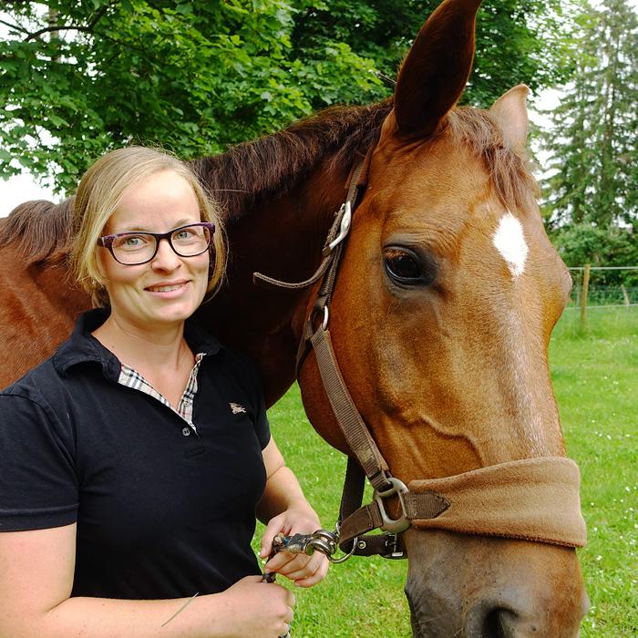 Mobile Pferdepraxis Christine Feicht