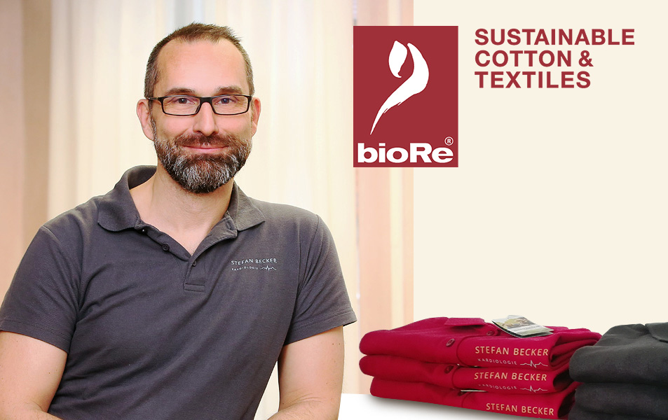 POLO-Shirts / fair und bioRe®