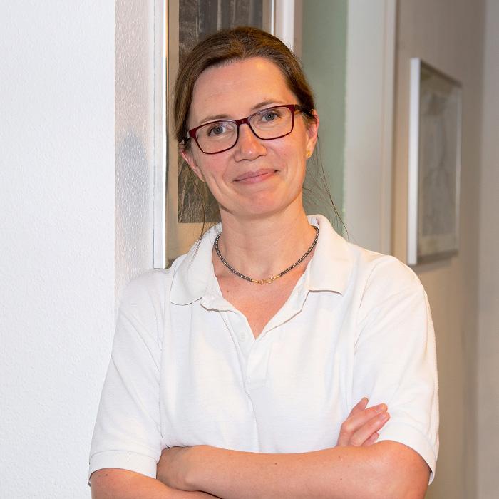Frauenärztin Petra Reimann